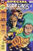 Star Trek The Next Generation Special #1 - 1993 - Special Collector's Issue!